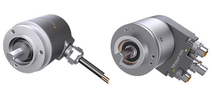 Encoders & Rotary Transducers